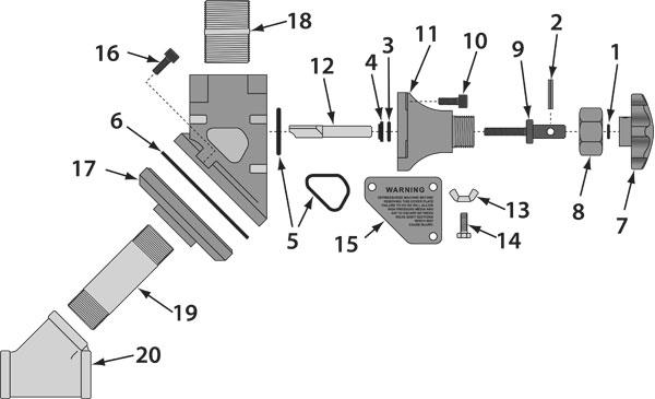 sandblasting supplies sandblasting parts indianapolis indiana rh idsblast com Sandblasting Gun Clemco Sandblaster Parts List