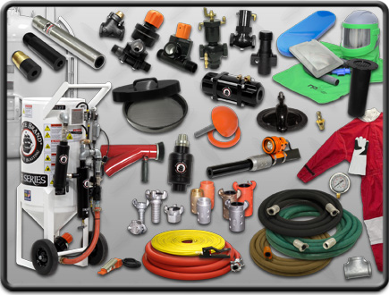 Sandblasting Supplies & Sandblasting Parts | Indianapolis, Indiana ...