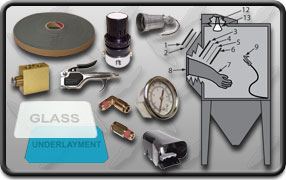 sandblasting supplies & sandblasting parts | indianapolis, indiana