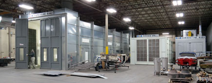 IDS Industrial Coating Facility