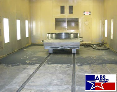 Mechanical Blast Room Enclosures Indianapolis Indiana